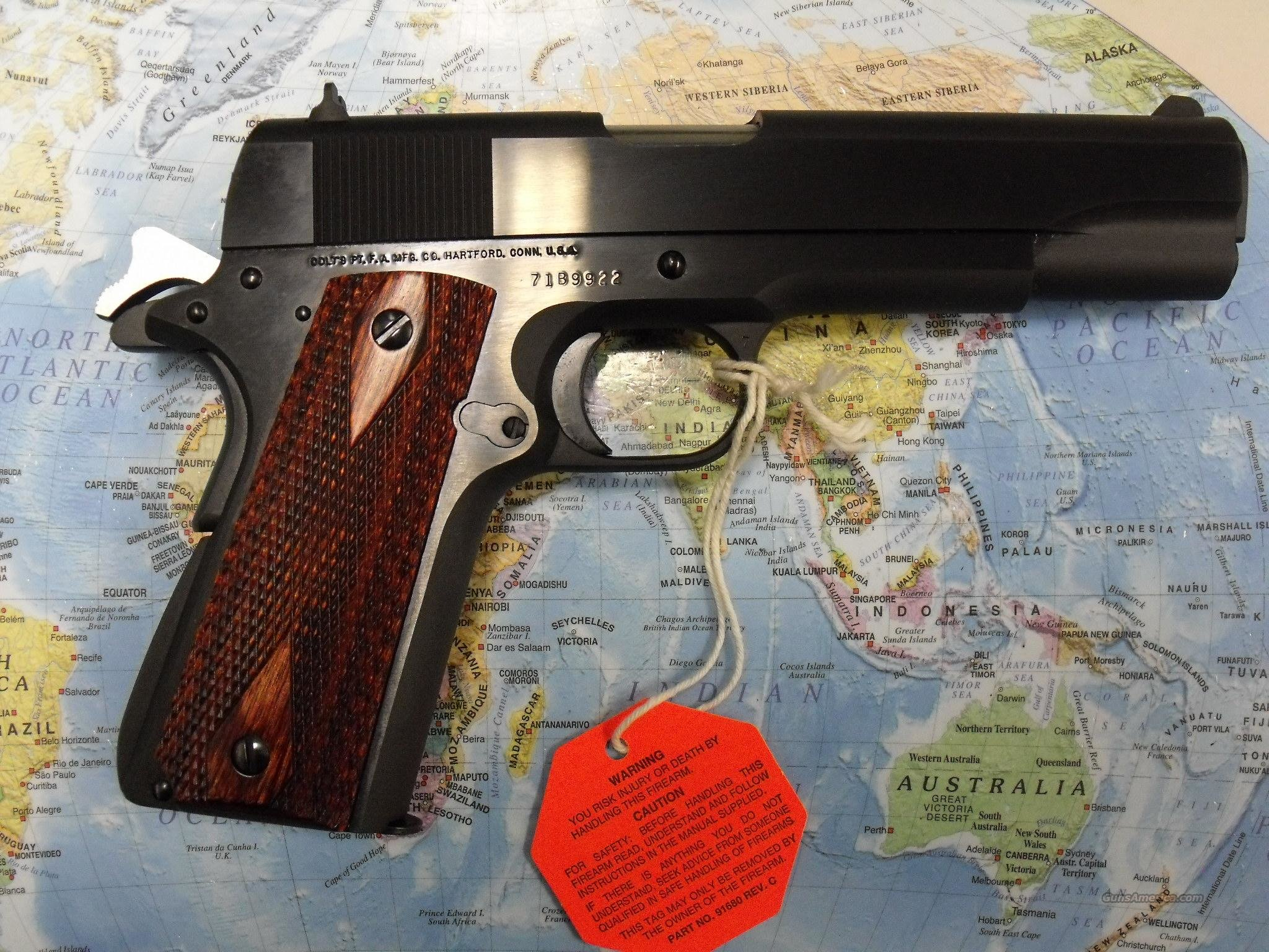 colt mkiv series 70 government model serial numbers
