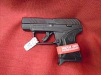 RUGER LCP II .380acp, Lightweight Compact Pistol W/ Pocket Holster