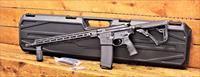 EASY PAY $134   Daniel Defense  M4 carbine military  5.56 NATO milspec flash suppressor DDM4v7 Collapsible Pistol Grip  aluminum magazine well flash suppressor stainless Steel AR-15 AR15 .223 Rem  anodized SS Picatinny rail DDV7