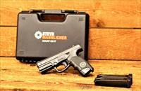EASY PAY $34 DOWN LAYAWAY MONTHLY PAYMENTS Steyr M9-A1 Matte Black Polymer Durable innovative grip developed primarily for Concealed and Carry 17RDS  integrated rail mount  light laser combo Combat Sights   688218663714 M9A1 397232K