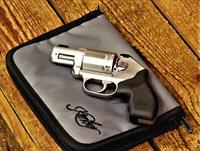 EASY PAY $76 DOWN LAYAWAY 12 MONTHLY  PAYMENTS Kimber concealed Carry Knock Down On Impact ? Pocket Revolver Cannon DAO world's lightest  6-shot 357 Magnum lightweight   SS Stainless Steel match grade satin Serrated backstrap KI-M3400010