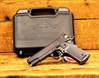 EASY PAY $38 DOWN LAYAWAY  MONTHLY PAYMENTS Armscor Rock Island Armory RIA  Battle Proven Design 1911A1  1911 A1 10mm   standard  1911-A1  parkerized enhanced SIGHTS VZ Operator II G-10 Grips Fiber Optic  Sight Tactical II 51991