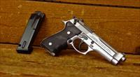 EASY PAY $73 DOWN LAYAWAY 12 MONTHLY PAYMENTS  Beretta 92FS used BY law enforcement and military all over the world for decade 92 FS Brigadier 15 Rounds Alloy  4.9