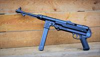 $54  German Sport MP40P WWII MP-40 Sling Recommended!! Used by the socialist party - Communists Party & Dictators the universal Party of Genocide & all-around bad things. God bless America & Capitalism ATI MP40 PISTOL 25 rds  GERGMP409X