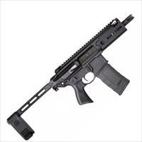 EASY PAY $198 Layaway SIG Sauer MCX Rattler Rifle is chambered in 300 AAC Blackout Mid-range rifle round W a folding stabilizing brace SIGPMCX300B5BTAP