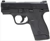 Smith & Wesson 180021 M&P 9 Shield 9mm 7+1/8+1 mags
