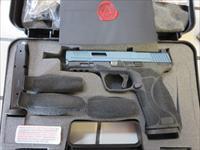 AGENCY ARMS Smith & Wesson Blue Titanium Cerakote Slide M&P9 2.0 4.25