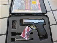 Kahr PM9 w/ Night Sights 9mm 2 mags PM9093NA USED EXCELLENT CONDITION