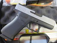 Glock 43X 9mm 10+1 NIB Ameriglo Bold Tritium Night Sights 2 mags PX435SL301AB G43X