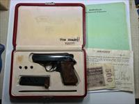 @@NAZI@@ RARE WALTHER PPK HONOR PISTOL GROUPING