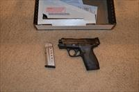 Smith and Wesson M&P Shield 9mm CA Compliant