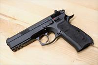 CZ 75 SP-01, 9mm