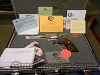 Wanted to Buy NIB or Unfired Colt Snake Guns, Python, Anaconda, Diamondback, King Cobra and More