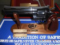 Colt Python 1971 Nice.......