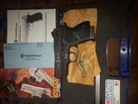 New in box unfired rare Smith & Wesson cs45