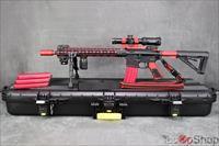 Aero Precision AR-15 SuperKit in Red!