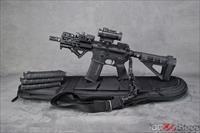 DB15P AR-15 Tactical Pistol in Black