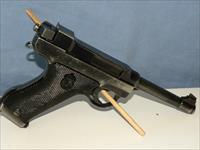 Husqvarna M40 9mm Swedish Pistol