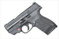 Smith & Wesson M&P Shield M2.0 with Crimson Trace Red Laser .40 S&W 3.1