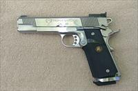 1911 Trophy Match .45ACP Stainless Springfield Armory