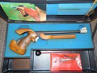 HAMMERLI MODEL 150 SINGLE-SHOT TARGET .22 PISTOL
