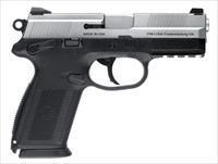 FNX-9 9MM DA 17RD B/SS NS
