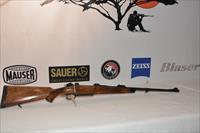 Mauser – M98 .375 H&H