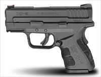 Springfield XD Mod.2 9mm Sub-Compact Black Essentials with GripZone XDG9801HC