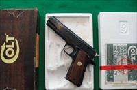 Colt .45 Mk IV Series 70 w/Box, Nice! GUN