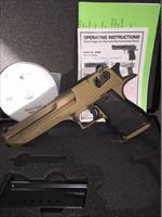 Desert Eagle, .44 Magnum, Burnt Bronze
