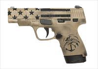 Charity Auction: Custom Honor Guard 9mm and Tumbler to benefit the Navy SEAL Foundation