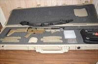 Cased SCAR16 with RMR ACOG and Accessories.