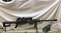 Barrett 82A1 & Scope Bores & Pelican Case