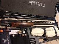 Unfired Beretta 682 Gold E Unsingle combo Adj Comb 12ga