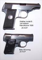Rare Walther 8