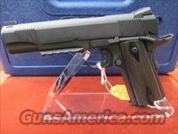 COLT BLACKENED S/S RAIL GUN MODEL # O1980RG
