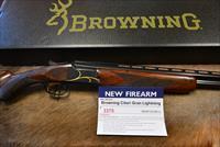Browning Citori Gran Lightning 410 2019 SHOT SHOW Gun