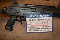 IWI Galil Ace Pistol - NEW - FREE Shipping - MAKE OFFER!