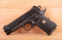 Wilson Combat .45 acp – CQB COMPACT, BILL WILSON BILL WILSON CARRY SPECIAL, vintage firearms inc