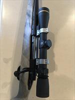 Left hand Winchester M70 375 H&H Custom Shop rifle