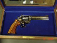 Smith & Wesson 586 no dash,blue,6