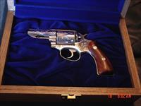 Ruger 1of 850 Virginia State Police Commemorative,Speed Six,Ltd Edition,2 5/8