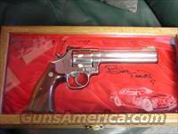 Smith & Wesson 586-3,357 magnum,Bill Elliott commemorative,6