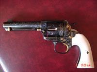 Colt Bisley circa 1913, 38WCF,4.75