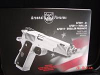 Arsenal Firearms double barrel 45,6