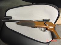 Anschutz Exemplar 22LR, 5 shot bolt action, 10