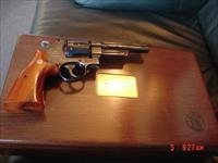 Smith & Wesson 27-,50 year anniversary of 357 magnum,5