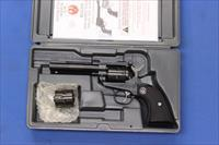 RUGER NEW MODEL SINGLE-SIX CONVERTIBLE .22 LR/.22 MAG