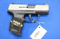 SIG SAUER P365 STAINLESS 9mm - NEW IN BOX