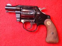 "Colt Cobra First Issue .38 Special 2"" Blue, Excellent Condition!"
